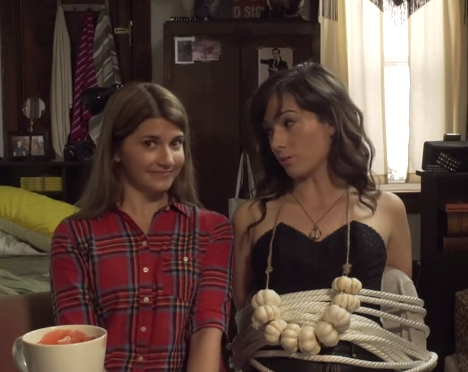 Laura & Carmilla (Carmilla) - Give Me Love