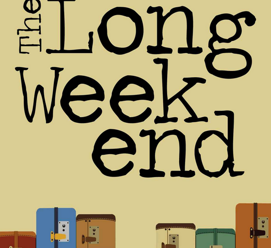 Clare Lydon - The Long Weekend (Book Trailer)
