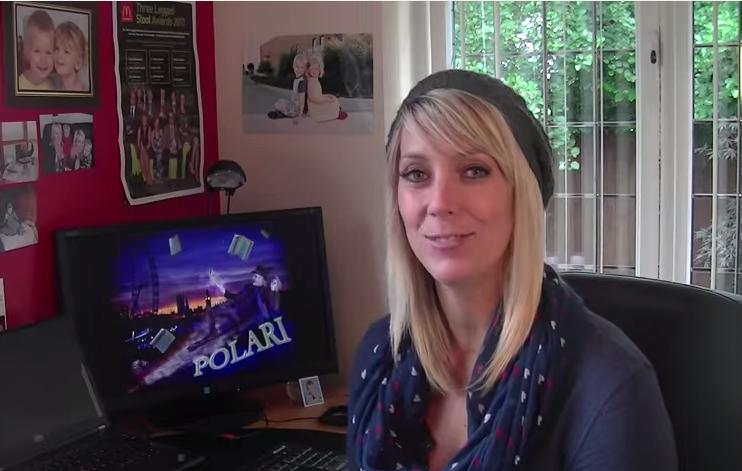 Kiki Archer's Polari Tour Promo