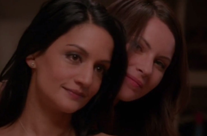 Kalinda & Lana (The Good Wife) - Season 6, Episode 8