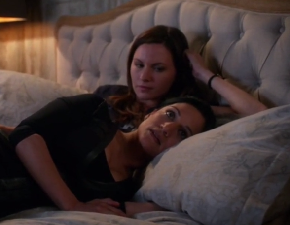 Kalinda & Lana (The Good Wife) - Season 6, Episode 9
