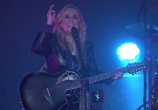 Melissa Etheridge - A Little Bit Of Me (Yahoo! Live)