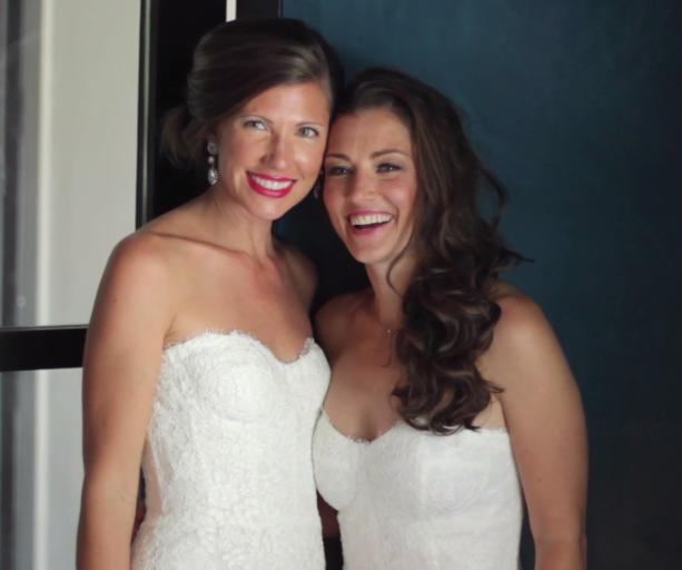 Donna & Christina - Wedding Highlights