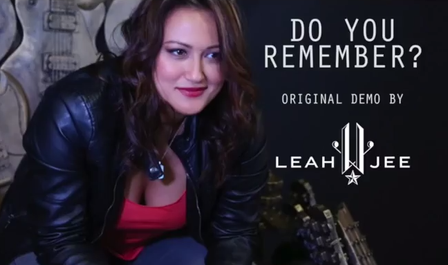 Leah Jee - Do You Remember?