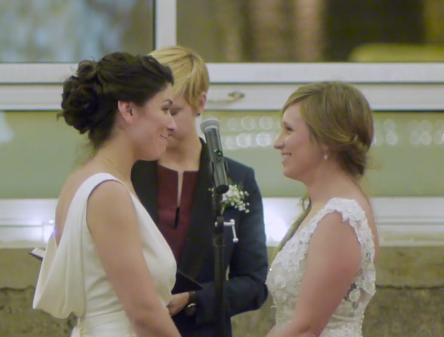 Robyn & Michelle - Wedding Highlights