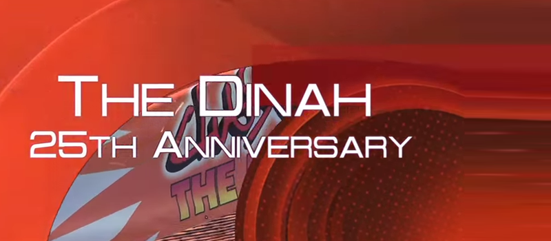 The Dinah 2015 - 25th Anniversary! Promo