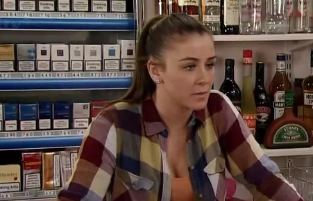 Sophie & Maddie (Coronation Street) - 13 February 2015