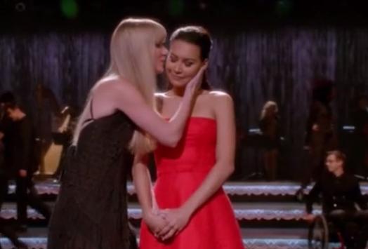 Brittany & Santana (Glee) - Season 6, Episode 6