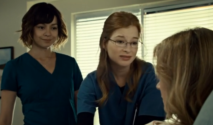 Maggie & Sydney (Saving Hope) - Part 1