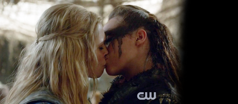 Clarke & Lexa (The 100) - Season 2, Episode 14