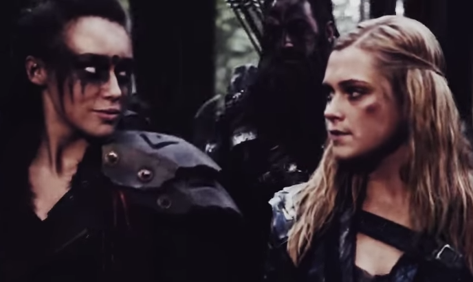 Clarke & Lexa (The 100) - Bloodsport