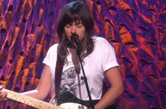 Courtney Barnett - Depreston (Live @ The Ellen Show)