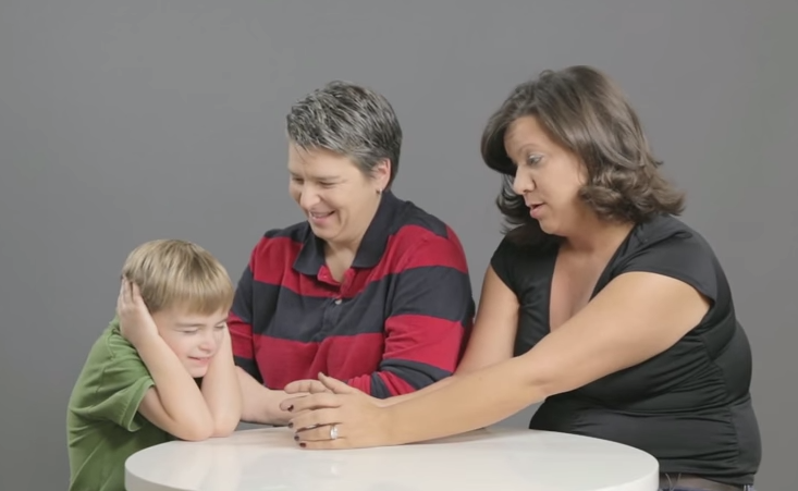 Parents Explain the Birds and the Bees - Miles And His Mommies