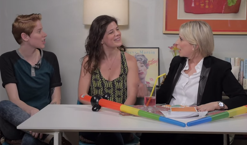 This Just Out with Liz Feldman & special guests Fortune Feimster & Everyoneisgay.com