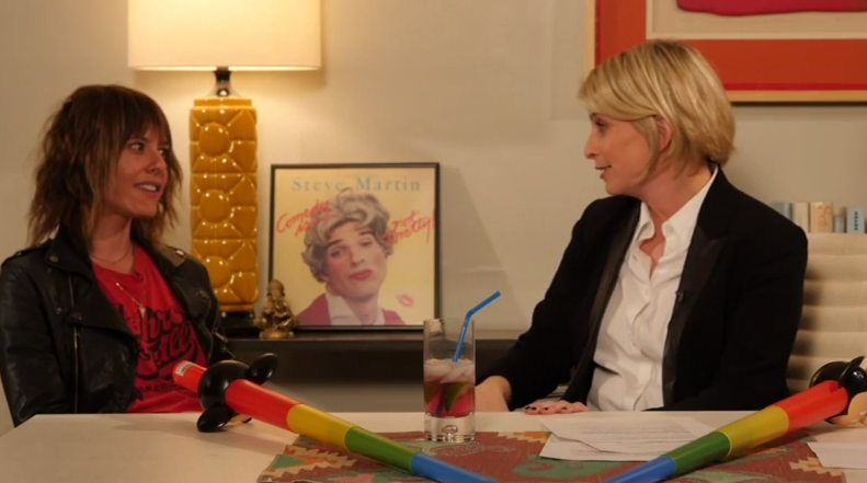 This Just Out with Liz Feldman and special guest Kate Moennig