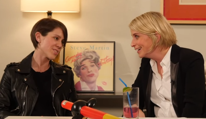 This Just Out With Liz Feldman ft Sara Quin