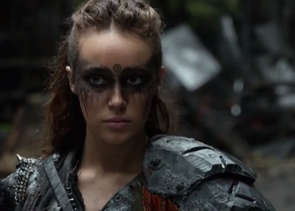 Clarke & Lexa (The 100) - Almost Lover