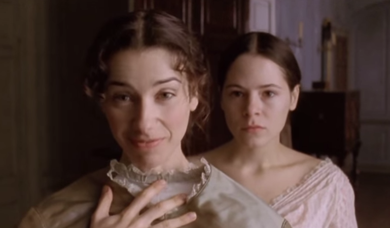 Maud & Sue (Fingersmith) - Mysterious Ways