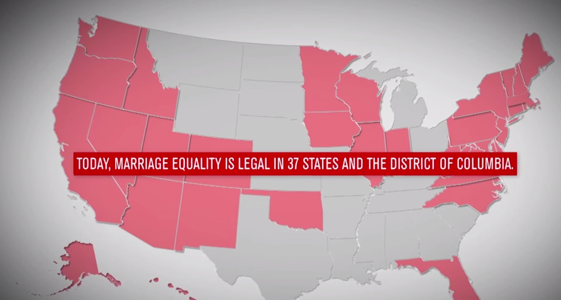 Marriage Equality: On the Verge of Making History