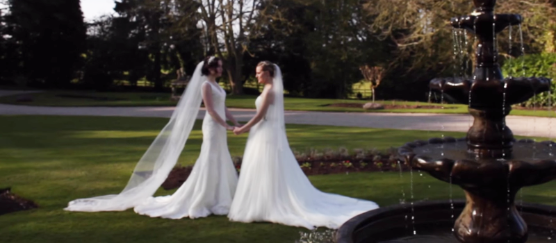 Rose & Rosie - Our Wedding Day