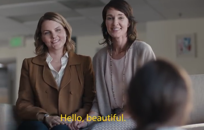 Wells Fargo Commercial: Learning Sign Language