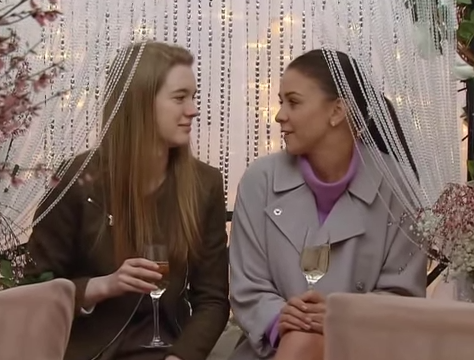 Sophie & Maddie (Coronation Street) – 26 May 2015