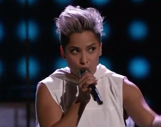 Vicci Martinez - Bad News Breaker - Live @ The Voice 2015