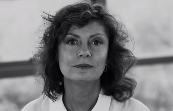 Susan Sarandon Says #IDO to Equality