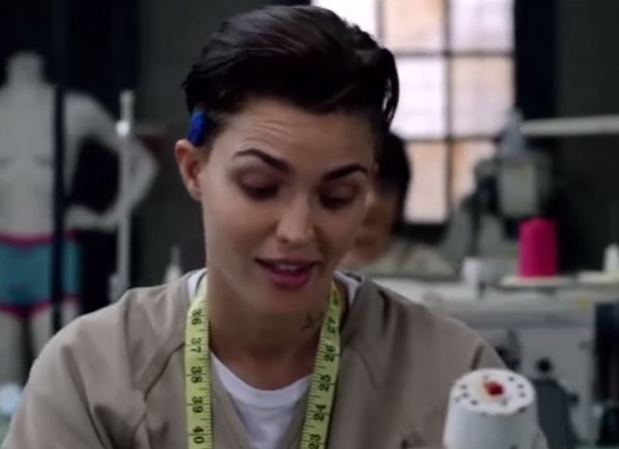 Stella Carlin (Orange Is The New Black) – Part 1