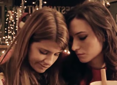 Laura & Carmilla - (Carmilla) - I Won't Give Up