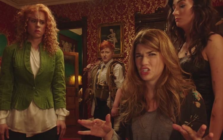 Carmilla – Season 2, Episode 10 – Sister Spycraft