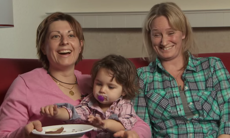 Lesbian Parents: Christina And Karina's Story