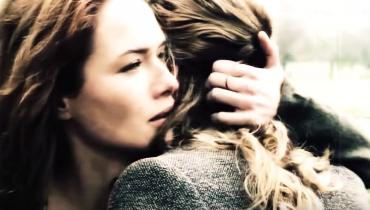 Rachel & Luce (Imagine Me and You) - Wait