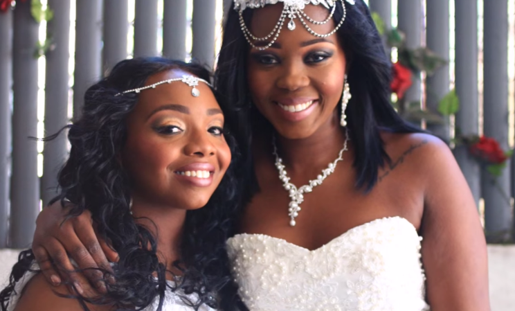 Staraisha & Kenyetta - Wedding Highlights