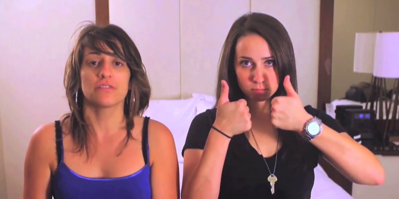 Arielle Scarcella - If There Were Lesbian Sororities...