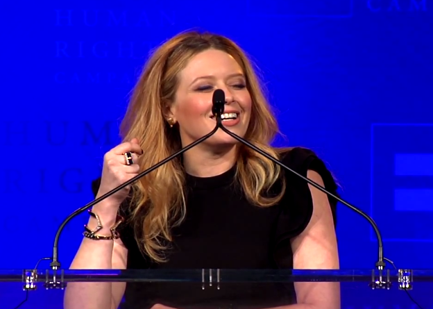 Natasha Lyonne Receives the Ally For Equality Award