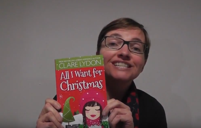 Clare Lydon - All I Want For Christmas - Chapter 1