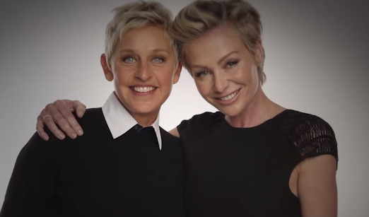 "OWN Master Class – How ""Equal Love"" Binds Ellen DeGeneres and Portia de Rossi"