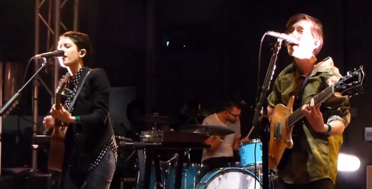 Tegan And Sara - Living Room (Live at SXSW)