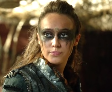 Clarke & Lexa (The 100) - My Love
