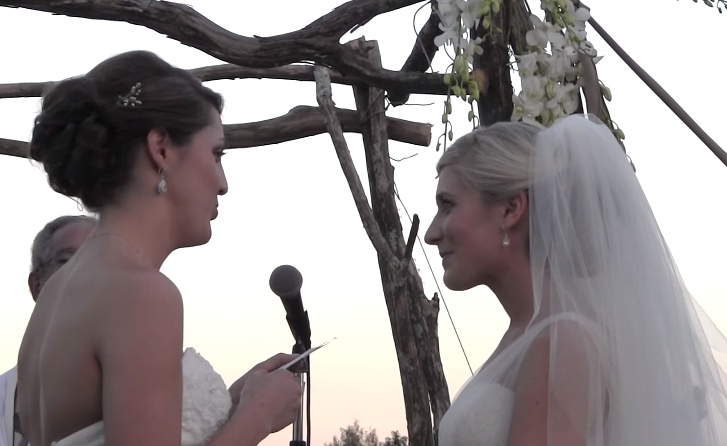 Alexis and Amy - Wedding Highlights