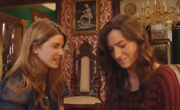 Laura & Carmilla (Carmilla) - Feelings