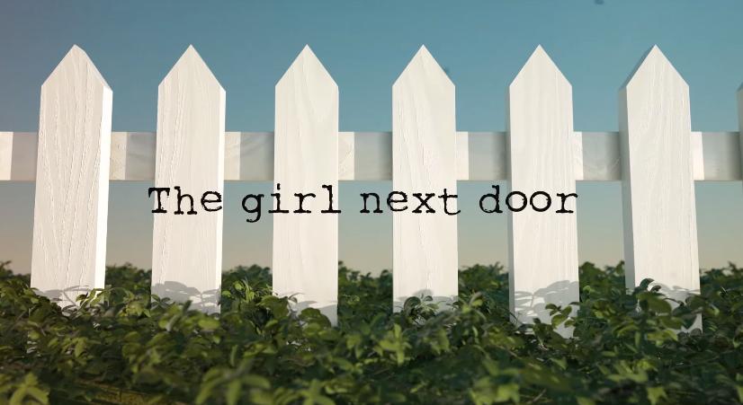 Brandy Clark - Girl Next Door (Official Lyric Video)