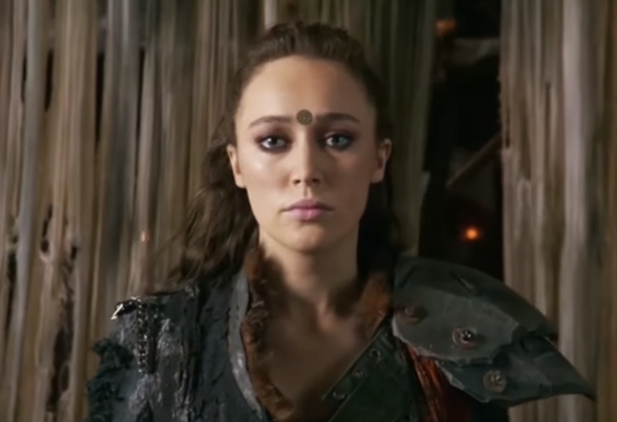 Clarke & Lexa (The 100) – Season 3, Episode 2