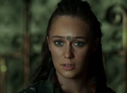 Clarke & Lexa (The 100) - Season 3, Episode 3