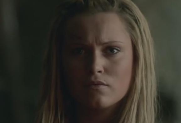 Clarke & Lexa (The 100) – Season 3, Episode 6 (Part 2)