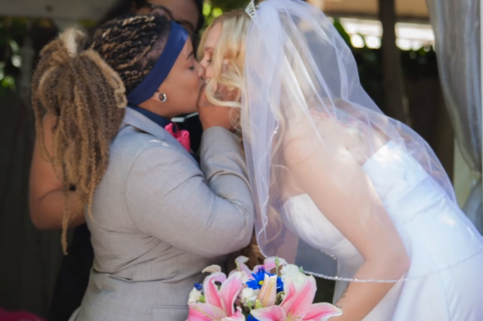 Brooke & Chelsea (BerrySwirl) - Wedding Anniversary