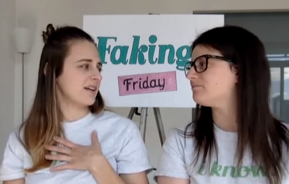 The Gay Women Channel - Faking It Friday - Season 3, Episode 3