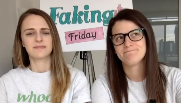 The Gay Women Channel - Faking It Friday - Season 3, Episode 4