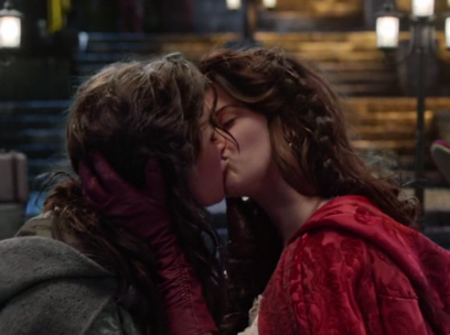 Ruby & Dorothy (Once Upon A Time) – Season 5, Episode 18